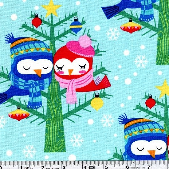All the Trimmings - Christmas Lovebirds - Winter
