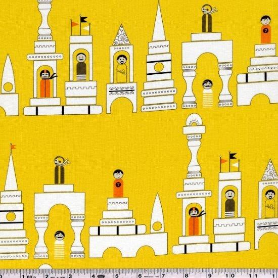 Les Monsieurs - Monsieur Blocks - Yellow