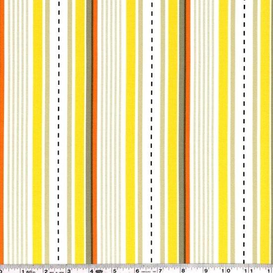 Les Monsieurs - Racing Stripes - Khaki