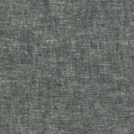 Essex Yarn Dyed Linen - Black