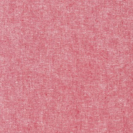 Essex Yarn Dyed Linen - Red