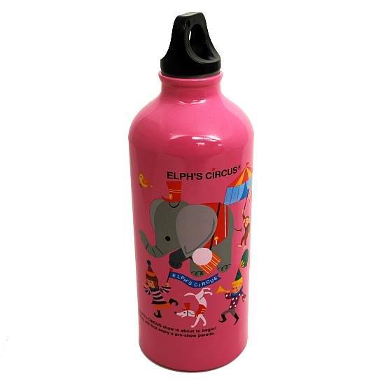 Aluminum Bottle - Circus