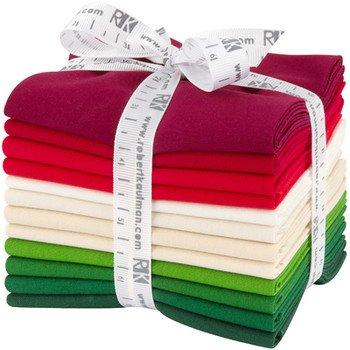 FQ - Kona Cotton - Holiday Palette