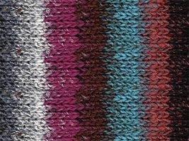 Furisode - Black/Pink/Orange - 09