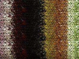 Furisode - Black/Burgundy/Lime/Lilac - 13