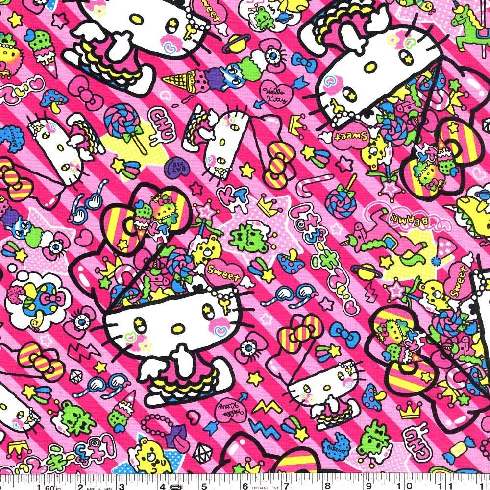 Hello Kitty - Candy Rush - Pink