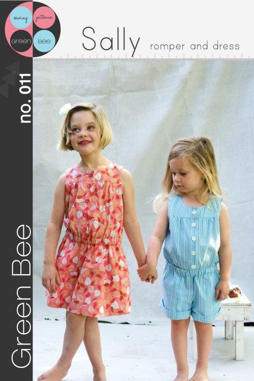 Green Bee - Sally Romper & Dress