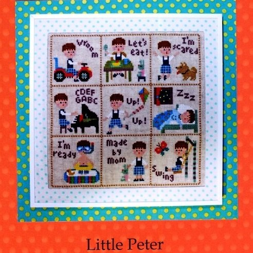 Gera Cross Stitch - Little Peter