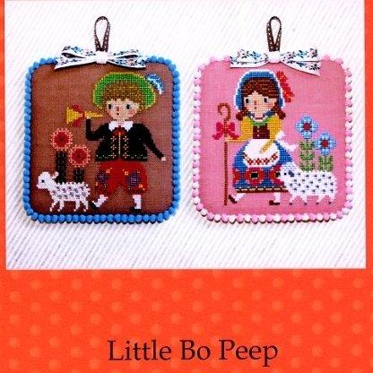 Gera Cross Stitch - Little Bo Peep