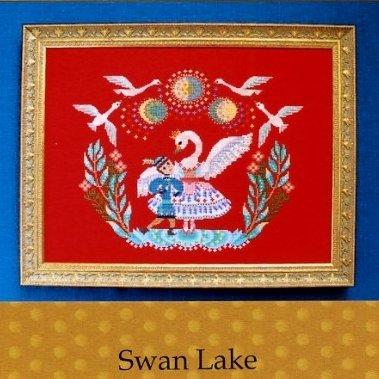 Gera Cross Stitch - Swan Lake