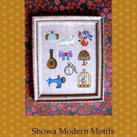 Gera Cross Stitch - Showa Modern Motifs