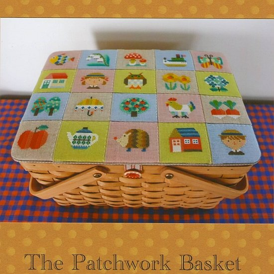 Gera Cross Stitch - The Patchwork Basket