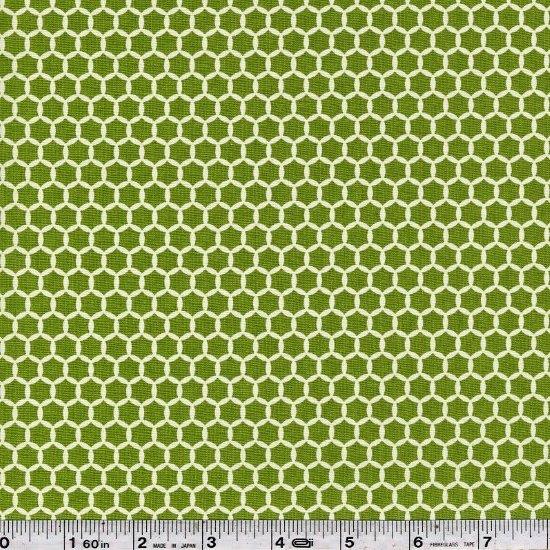 Geo Style - Circle Star - Grass Green