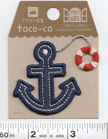 Toco-co - Anchor