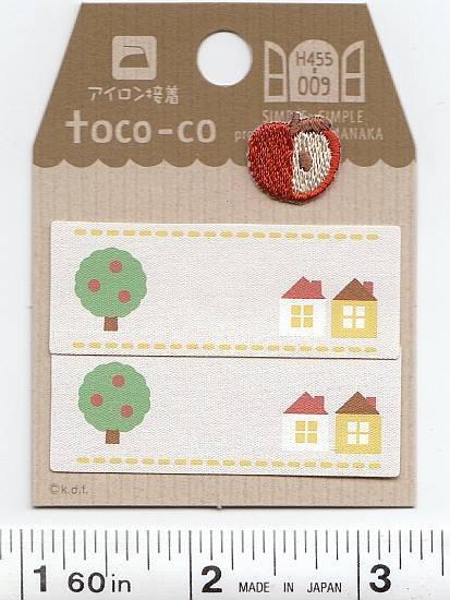 Toco-co - House & Tree Tags