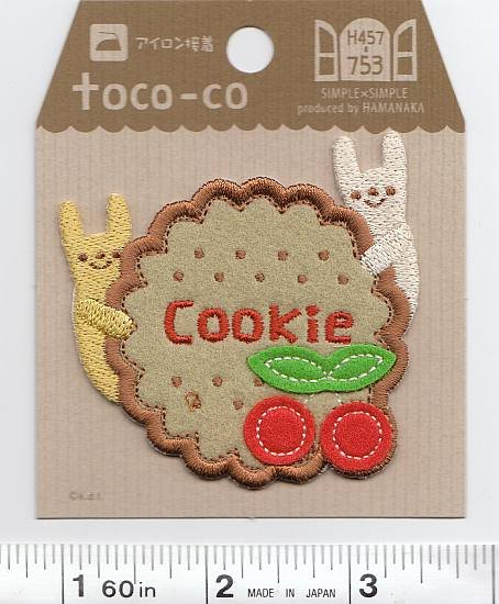 Toco-co - Cookie & Rabbits
