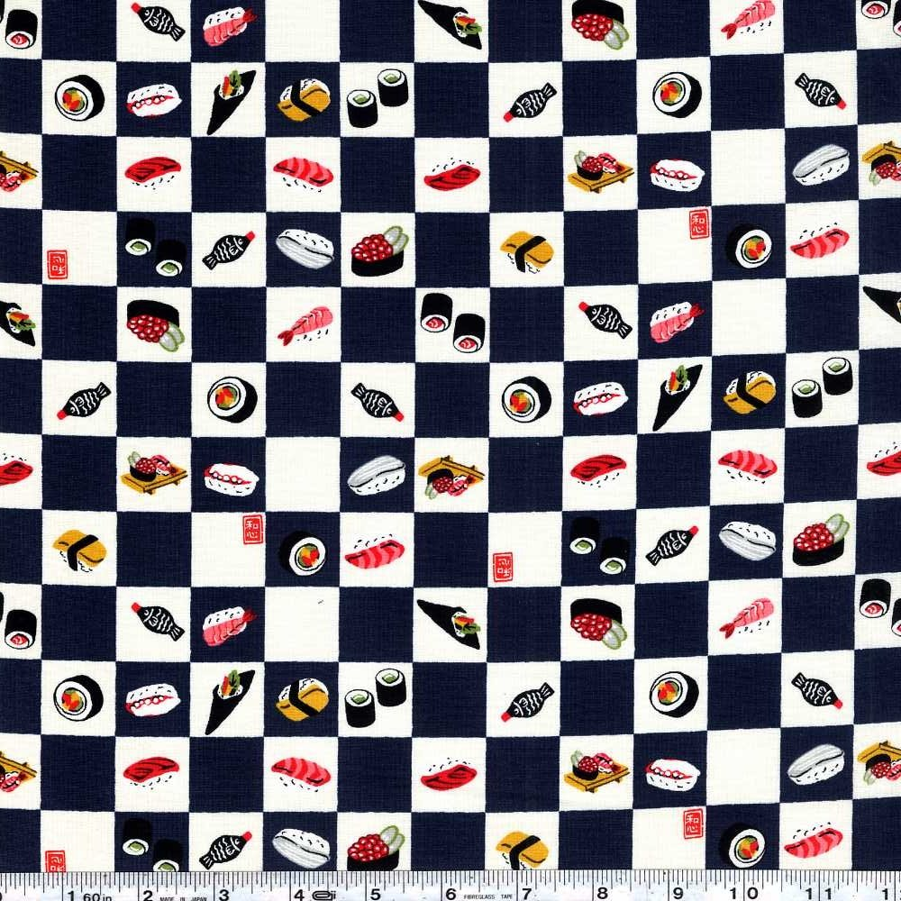 Sushi Checkers - Indigo