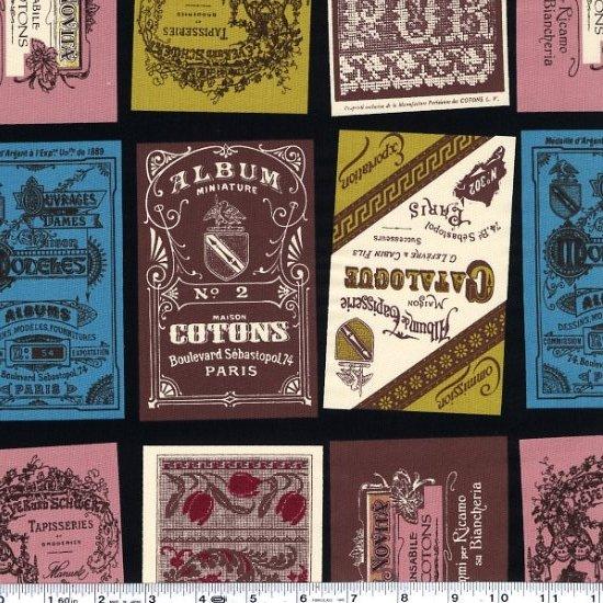 Atelier Parisien - Needle Cards - Multi
