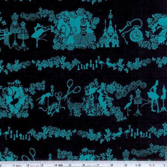 Horaguchi - Needlework - Turquoise