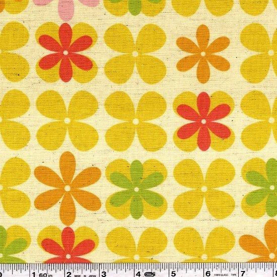 L'Atelier de Fée - Daisy Grid - Yellow