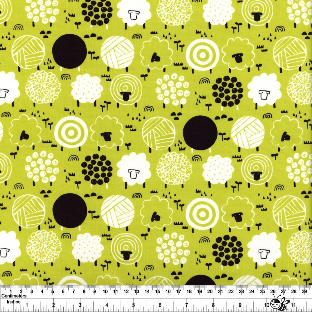 Fuwafuwa-san No Bokujo - Fuwafuwa-san - Lemon Lime