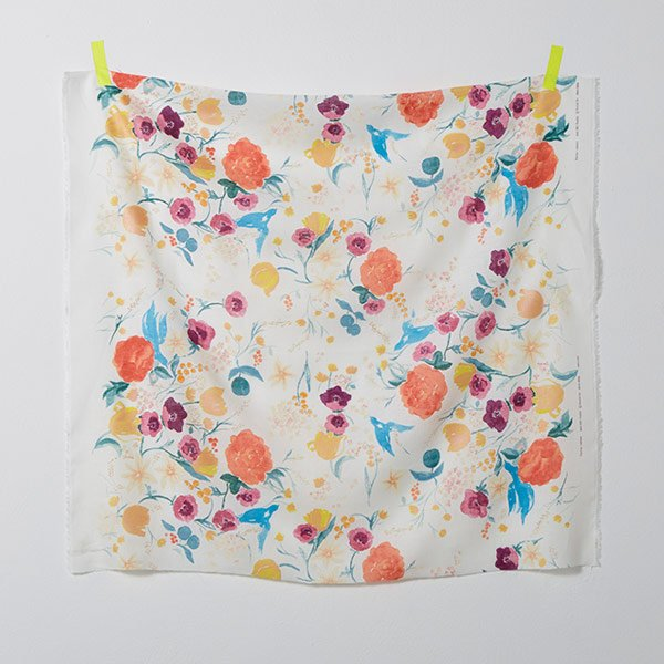 nani IRO - Fuccra Rakuen Linen- Ivory