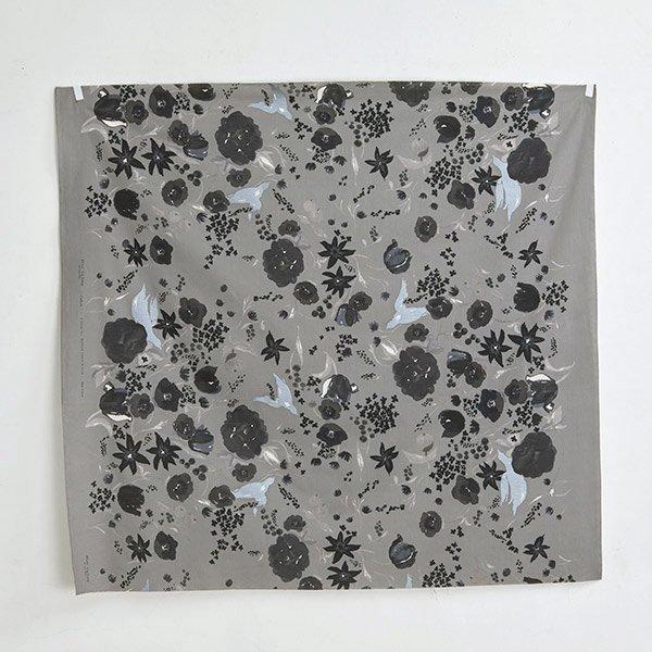 nani IRO - BEAU Yin Yang - Cadeau Lawn - Light Grey