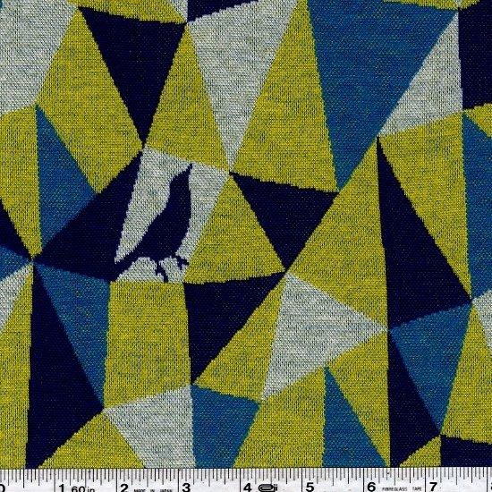 Echino - Mosaic Knit Jacquard - Yellow