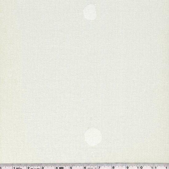 Yoshiko Jinzenji - Drip Spot - White on White