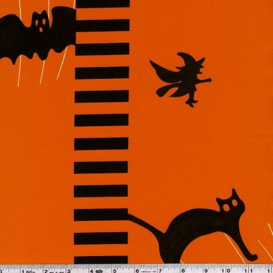 Yoshiko Jinzenji - Scaredy Cat - Orange