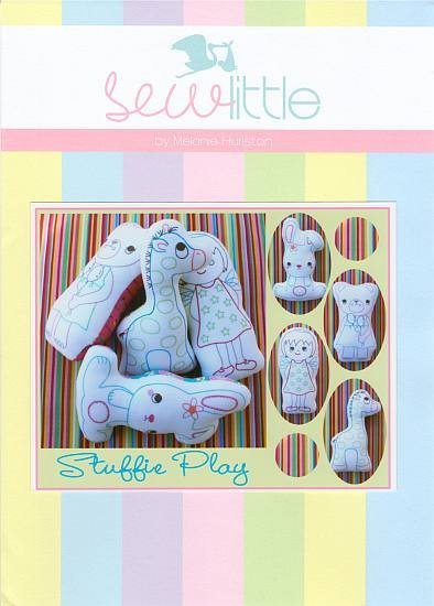 Sew Little - Stuffie Play