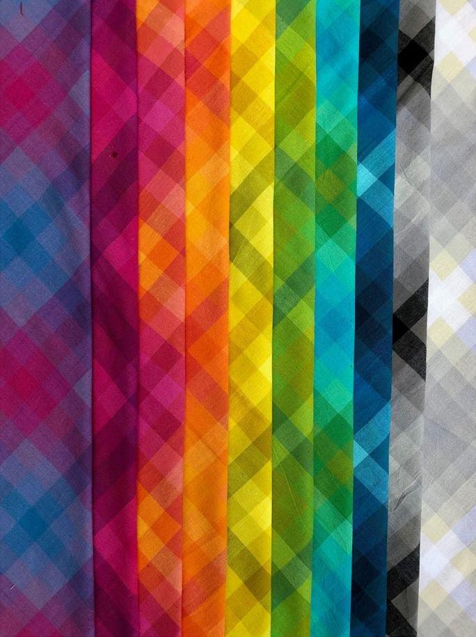 FQ - Kaleidoscope Plaids