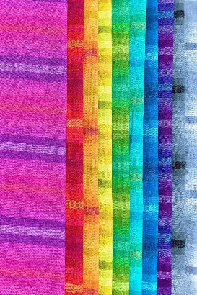 FQ - Kaleidoscope Stripes