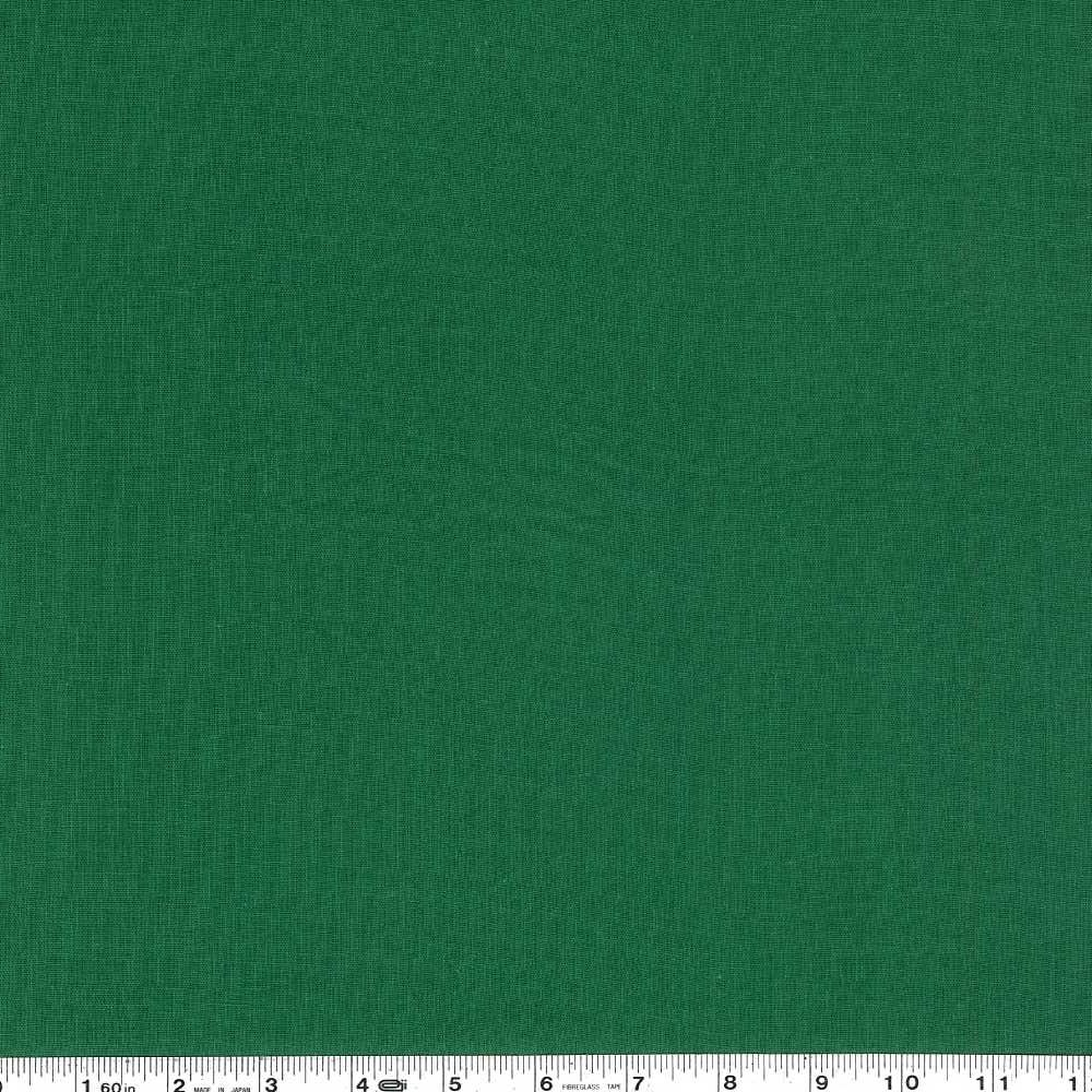 Double Gauze Solids - Emerald Green