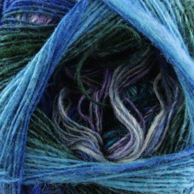 Kirameki - Blue/Turquoise/Black - 152