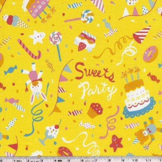 Kikorakko - Sweets Party - Yellow
