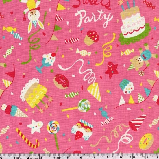 Kikorakko - Sweets Party - Pink