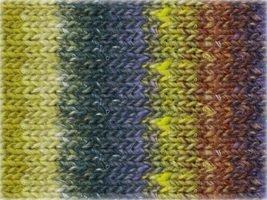 Kochoran - Lime/Blue/Brown - 90