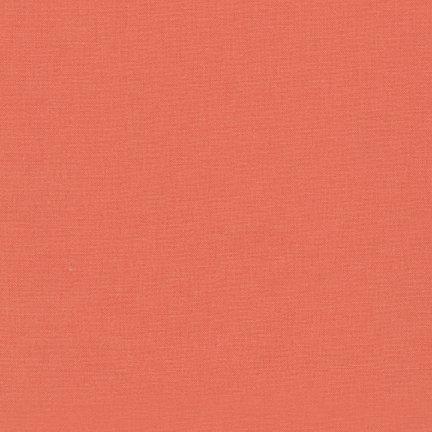 Kona Cotton 074 - Nectarine