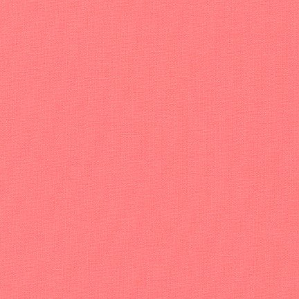 Kona Cotton 163 - Pink Flamingo - 2017 Color of the Year (COTY)
