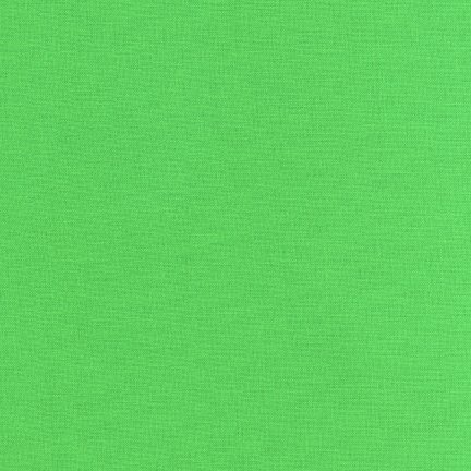 Kona Cotton 470 - Kiwi Green
