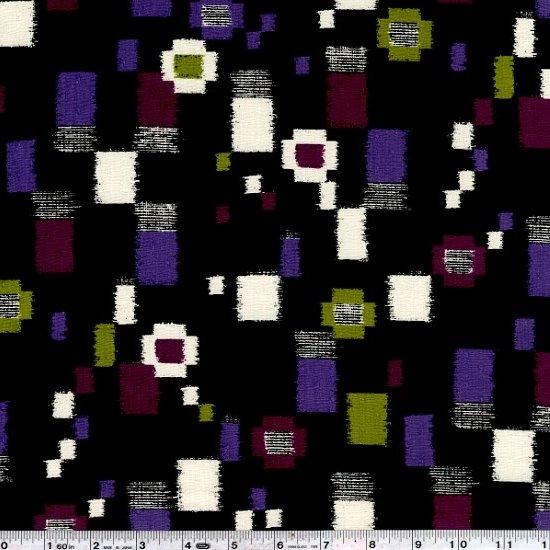 Komachi - Collage Dobby - Plum