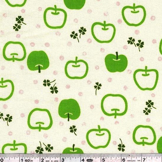 Juicy Apple Twill - Green