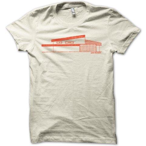 T-Shirt - Carolyn Friedlander - Little House - Size L
