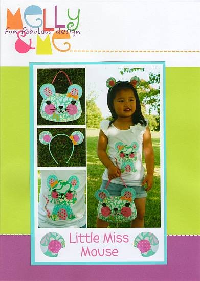 Melly & Me - Little Miss Mouse