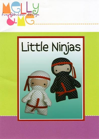Melly & Me - Little Ninjas