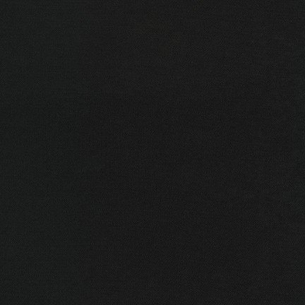 Milano Rayon Twill - Black