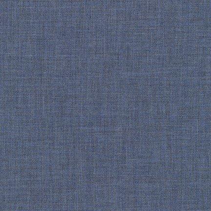 Melange Cotton Shirting - Steel