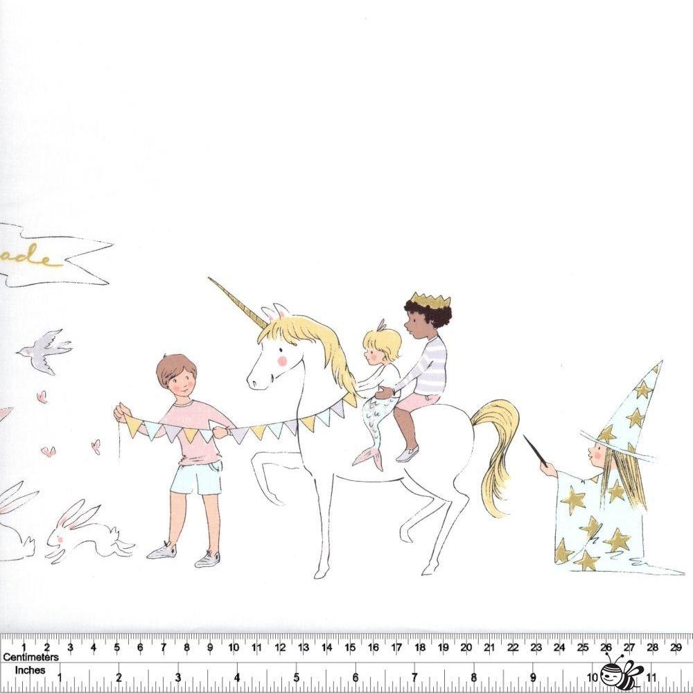 Magic! - Magical Parade - White