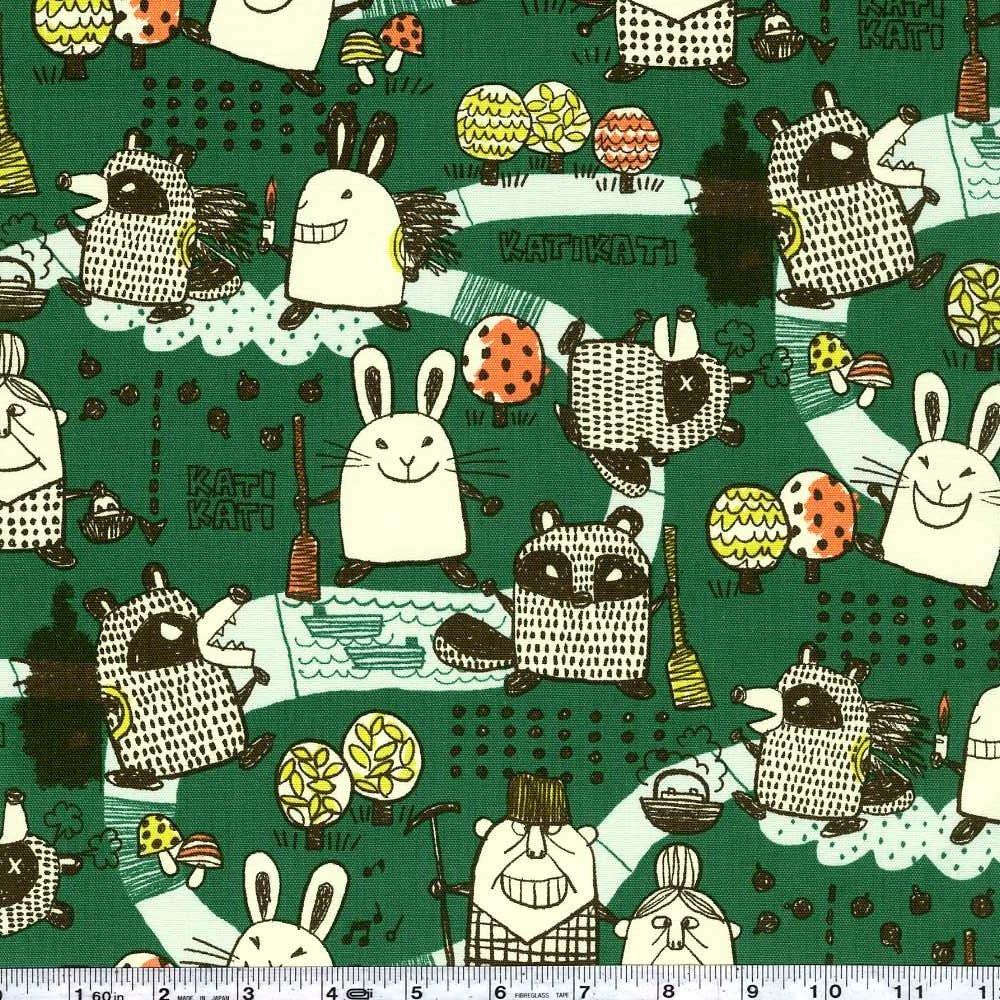 Bunny & Clyde - Green